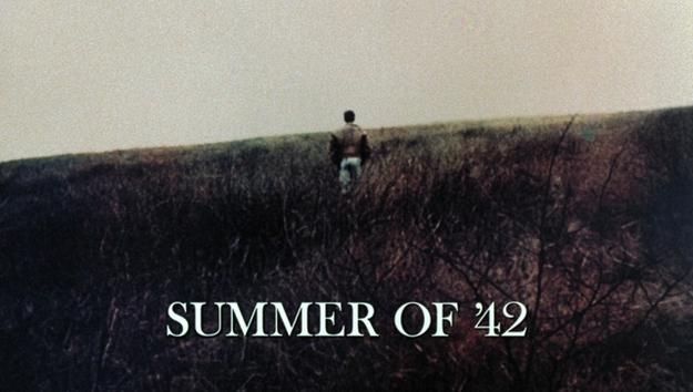 Un été 42 - générique