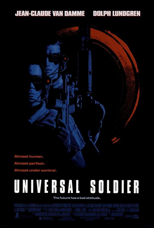 Universal Soldier - affiche