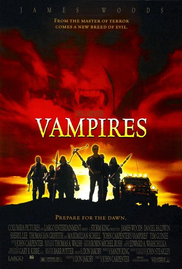 Vampires - affiche