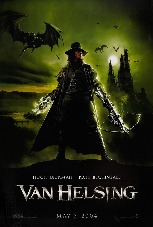Van Helsing - affiche