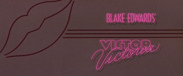Victor Victoria - générique