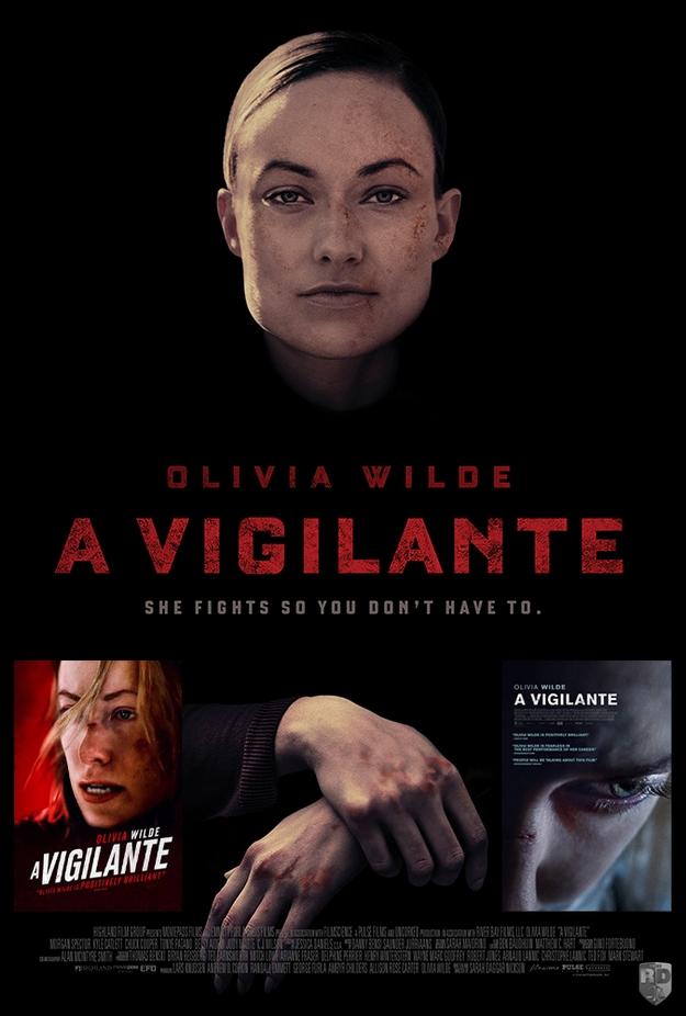 Vigilante - affiche