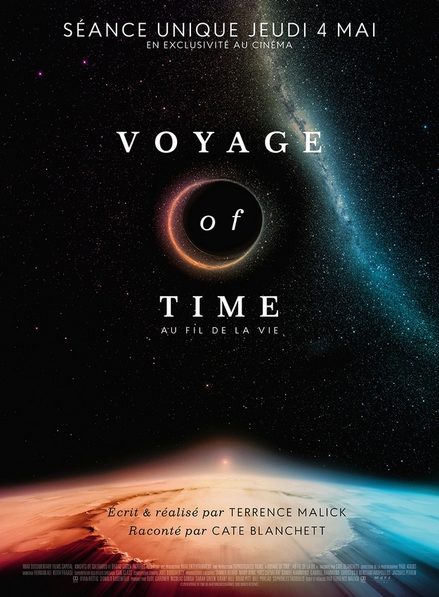 Voyage of Time - affiche française