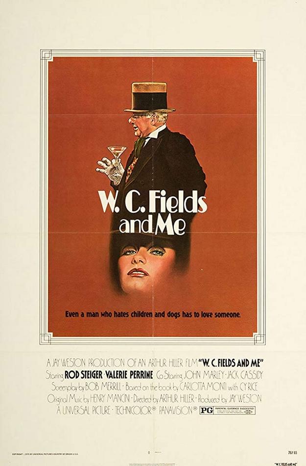 W.C. Fields et moi - affiche