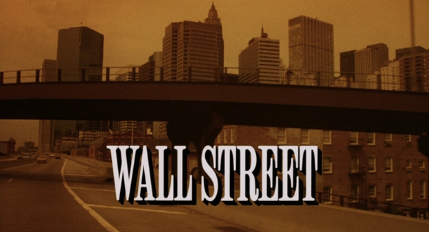 Wall Street - générique