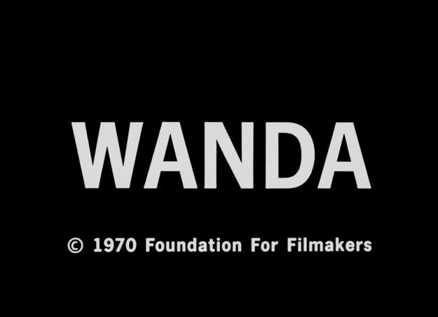Wanda - générique