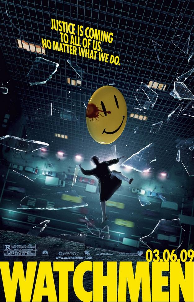 Watchmen - affiche