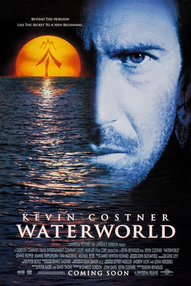 Waterworld - affiche