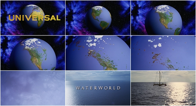 Waterworld - générique