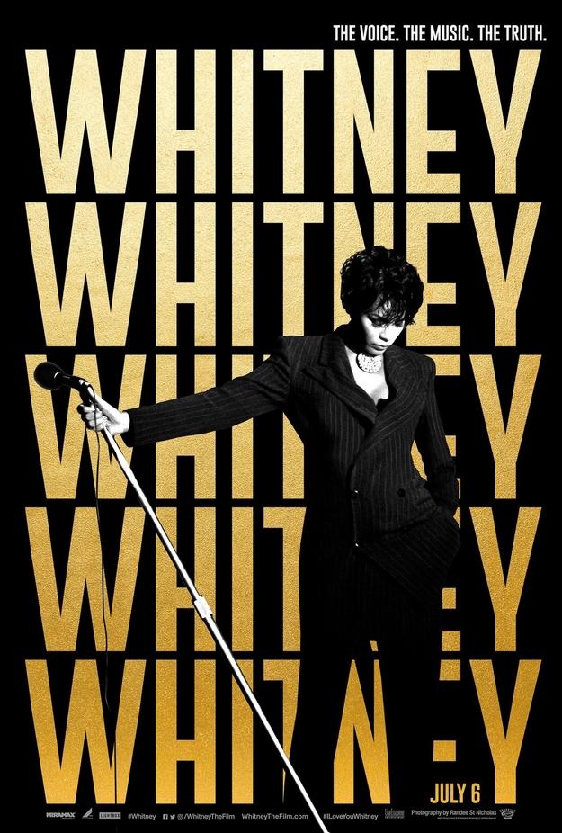 Whitney - affiche