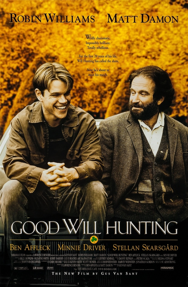 Will Hunting - affiche