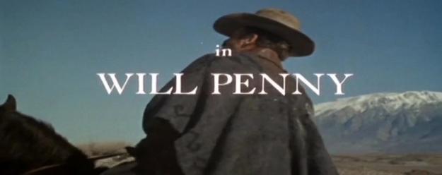 Will Penny le solitaire - générique