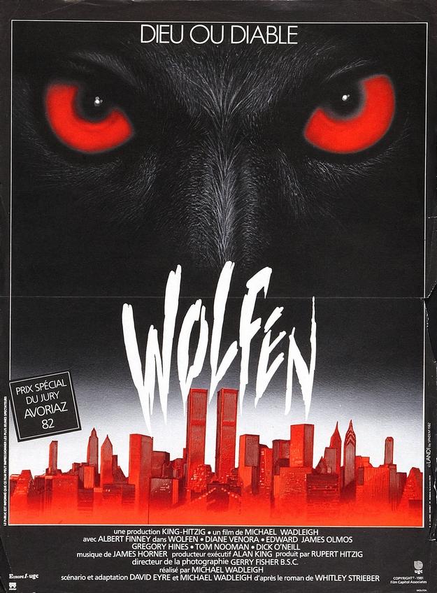 Wolfen - affiche française