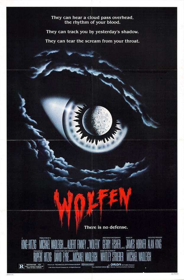 Wolfen - affiche