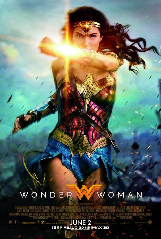 Wonder Woman - affiche