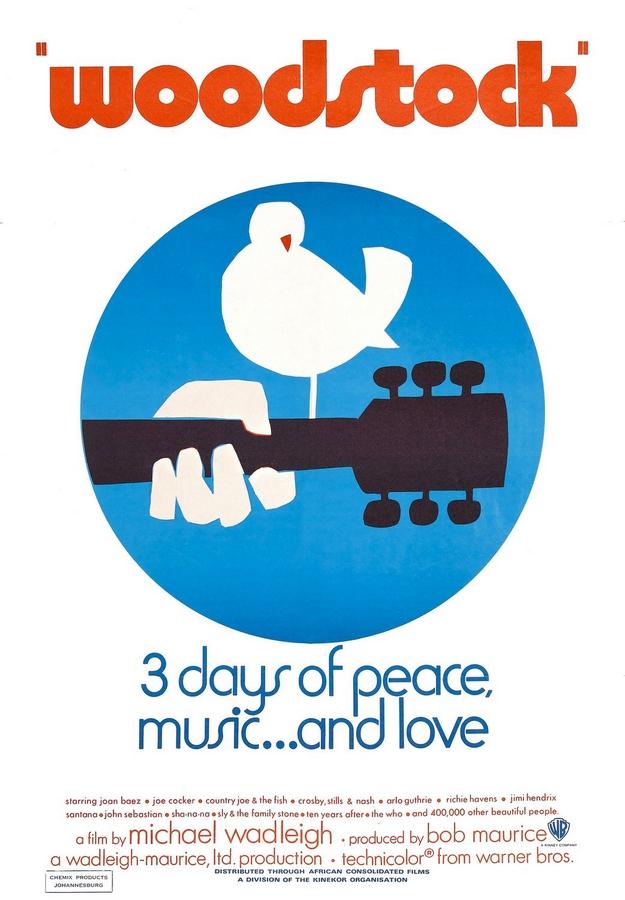 Woodstock - affiche