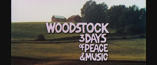 Woodstock - générique