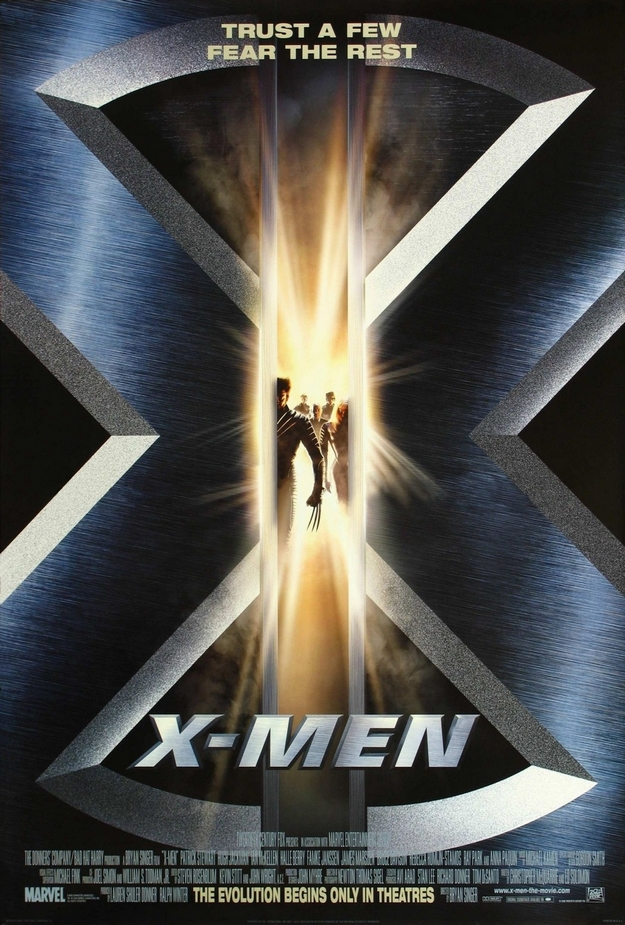 X-Men - affiche